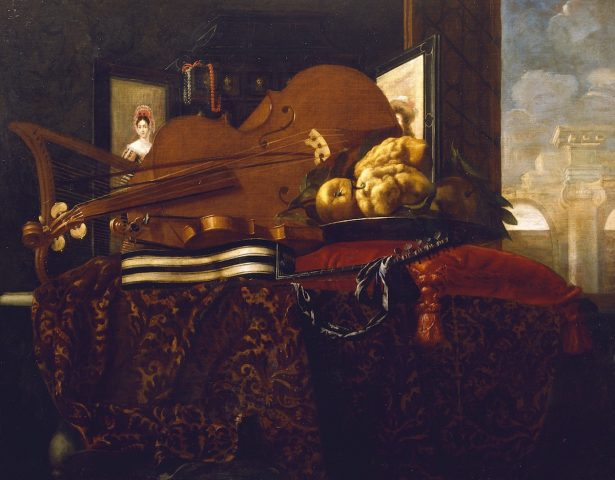 FRENCH STILL LIFE MASTER FROM THE 18TH CENTURY