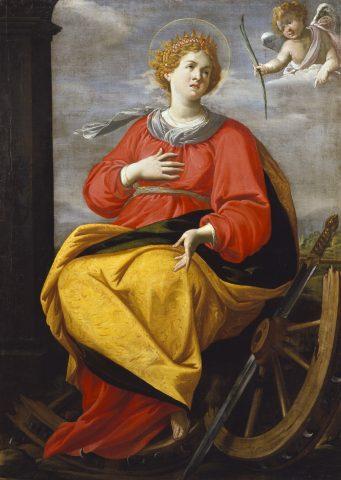 CRISTOFORO RONCALLI also called POMARANCIO