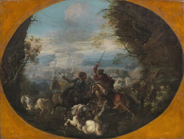 FRANCESCO MARIA RANIERI also called Lo SCHIVENOGLIA