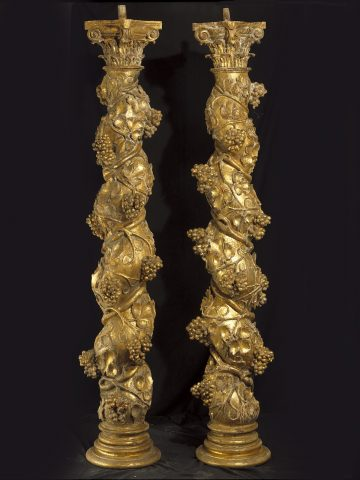 Veneto, late 16th, early 17th century