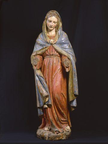 GIOVANNI MERLIANO called GIOVANNI DA NOLA (sculptor from Apulia, close to)